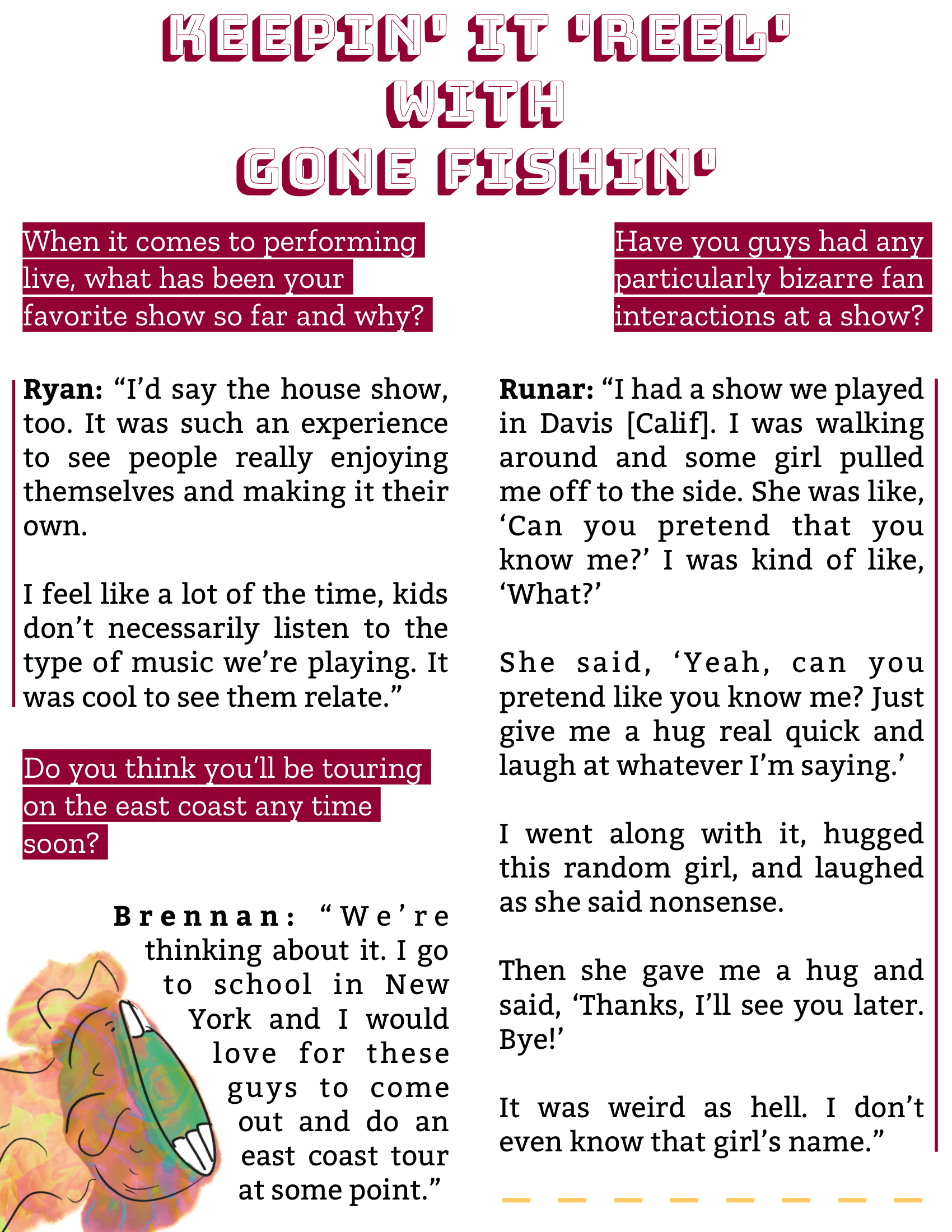 The Burgundy Zine #5: Culture Pg. 116