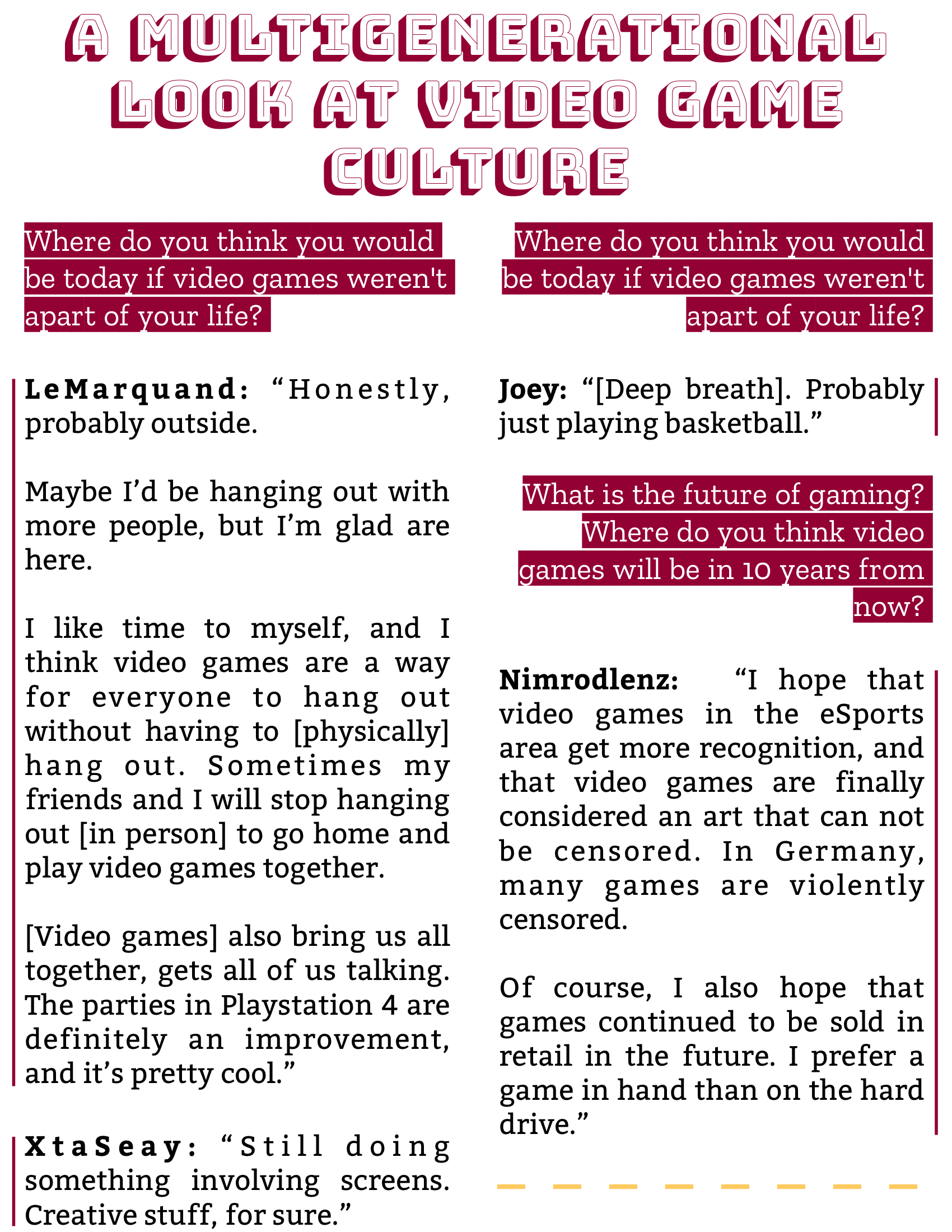 The Burgundy Zine #5: Culture Pg. 98