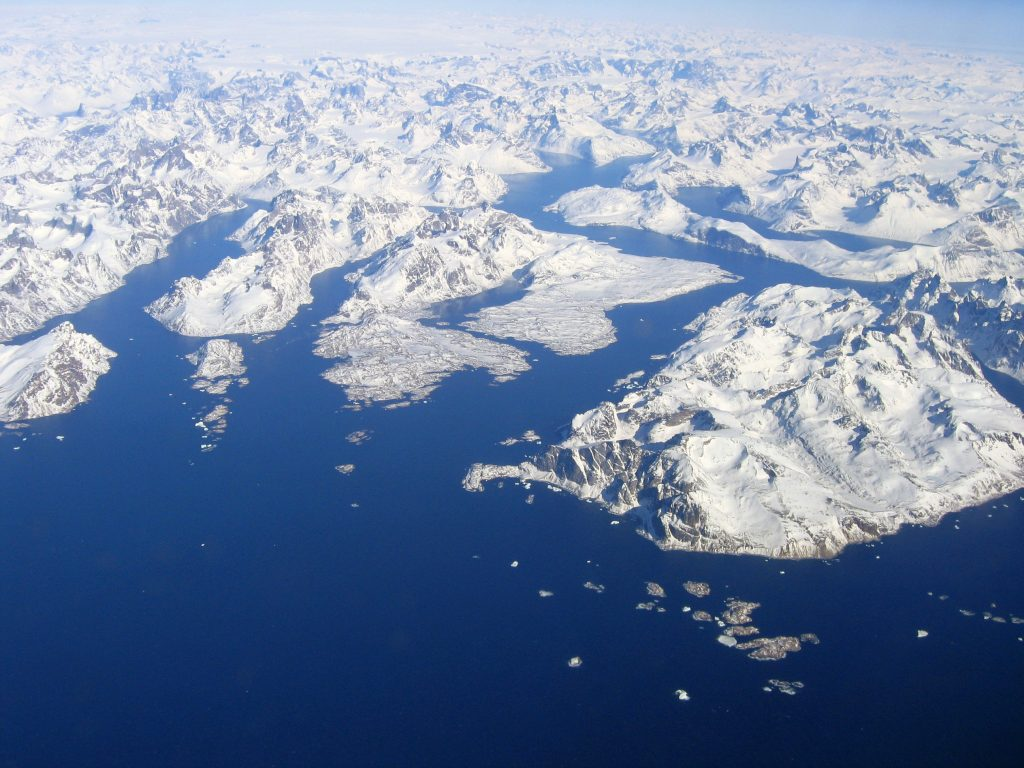 What's Beneath Greenland May Not Be so Green